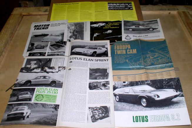Lotus Early Stuff